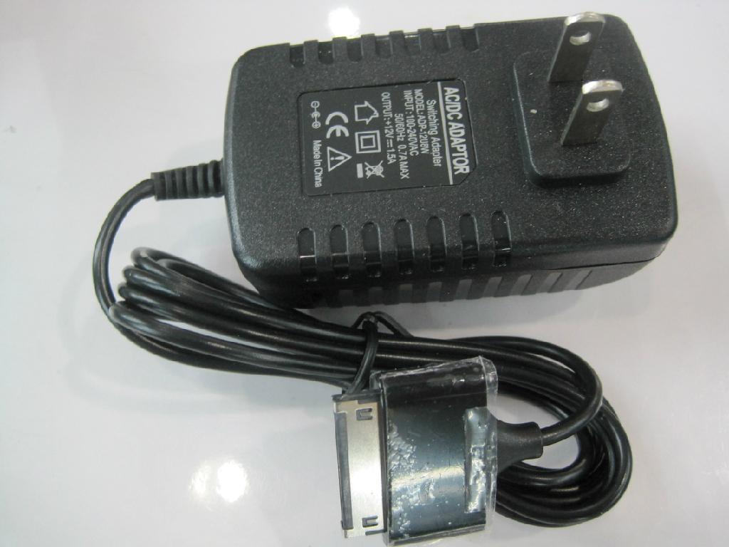 聯想 S1 K1 Y1011平板電腦充電器 直充樂pad 12V1.5A 5