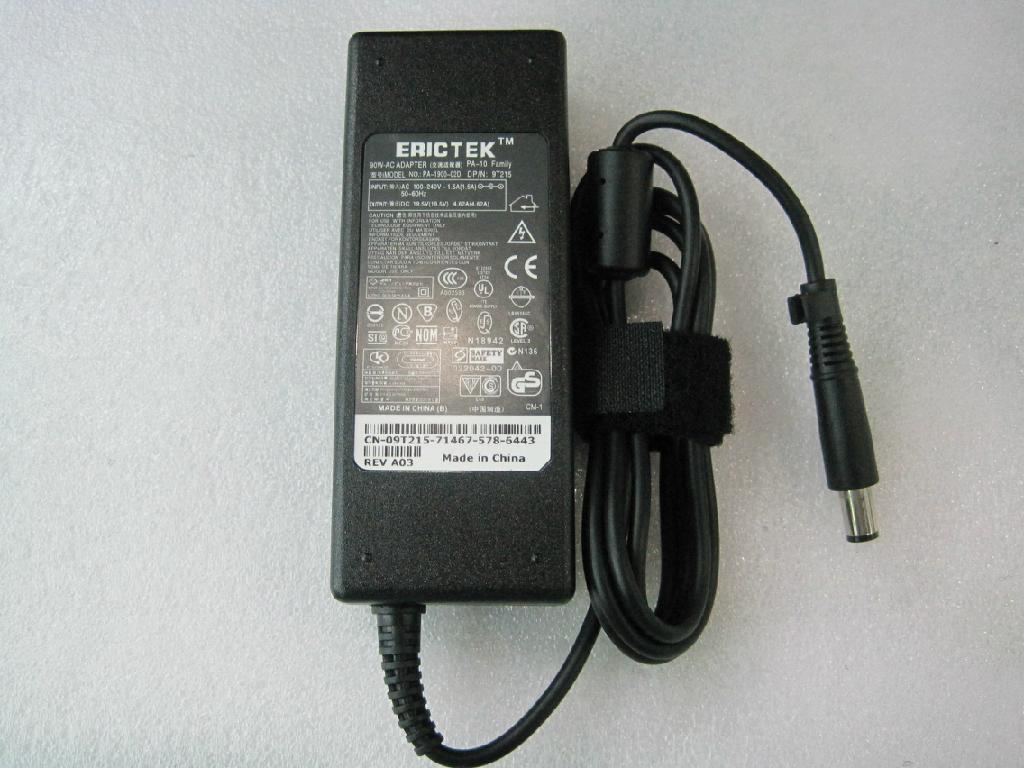 新款戴爾19.5V4.62A筆記本電源適配器 1