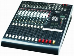 PS-1200MG 12-Ch Record USB and SD Card Display Power Mixer