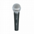 Metal Painting Dynamic Wired Microphone