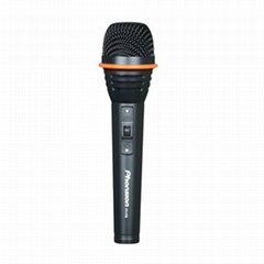 PT-776 Big Cartridge Black Flat Grill KTV Professional Dynamic Wired Microphone