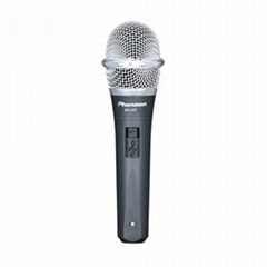 PT-777 Big Cartridge Silver Ball Grill Professional KTV Wired Microphone