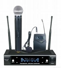PU-2856 small receiver UHF Wireless