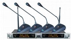 PU-4677 UHF 4-Handheld Sync IR PLL
