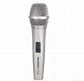 PT-778 Plating Dynamic Wired microphone