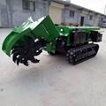 履帶式拖拉機線束加工 1