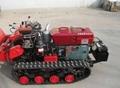 履帶式拖拉機線束加工 2
