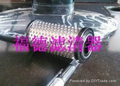 斯太爾高壓天然氣濾芯WG9716550107-1