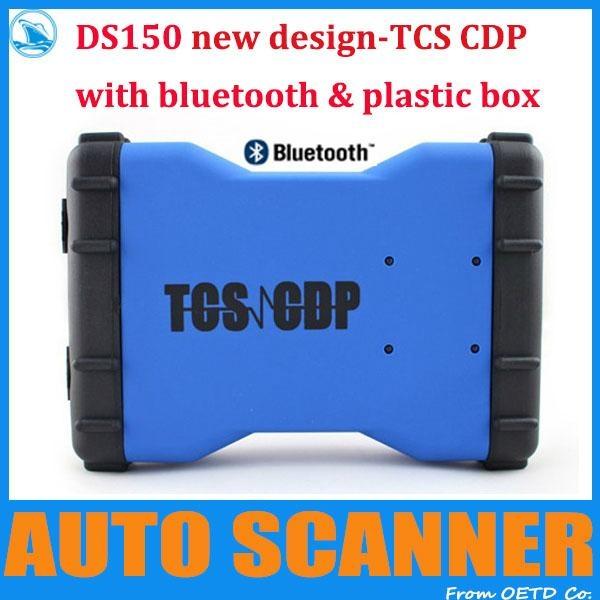 Autocom CDP & Delphi DS150 with bluetooth diagnose tool TCS