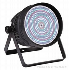 LED Strobe Par Light 752 x0.5w RGBW