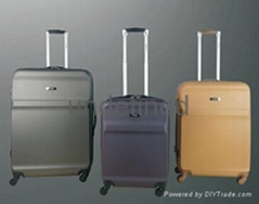 High Quality ABS Travel Trolley Luggages with Lock  Wheels