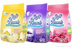 Soft Touch Rose & Lavender Powder Detergent 3K