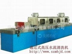 深圳通過式高壓水流清洗機