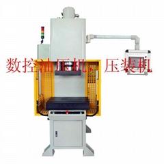 浙江精密伺服数控液压机压装机厂家非标定制