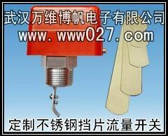 消防高位水箱用不锈钢流量开关LZ-01 1