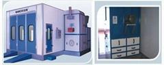 Baochi spray booth BC-Y7040