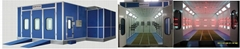 Baochi spray Booth BC-D728 Electricity Heated Type