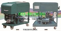 LY-200高粘度油壓力式板框濾油機