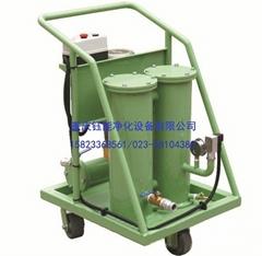 YUNENG滤油机JL100高精度过滤加油机