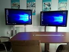 55 inch touch screen all in one pc tv for conference room/classroom