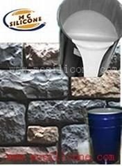 Liquid Silicone for Artificial stone mold