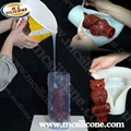 rubber mold with Condensation cure silicone