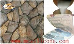 Artificial stone mold making silicone rtv
