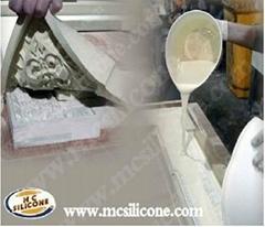 Translucent Platinum silicone rubber mold making
