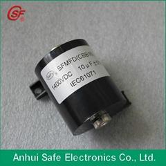 Inverter Welding Machine Capacitor 1400VDC 10UF