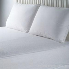Hotel Mattress Protectors (Waterproof Mattress Pads, Mattress Toppers)