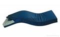 Waterproof PU Coated Anti Decubitus Bedsore Medical Mattress Covers with Zipper
