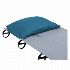 Waterproof & Breathable Soft PU Coated Medical Pillow / Cushion Covers with Zip