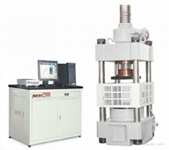 YAW-3000A微機控制電液伺服壓力試驗機