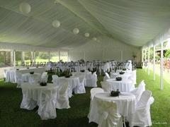 户外婚礼篷房