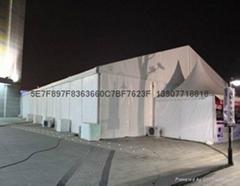 小型活动篷房