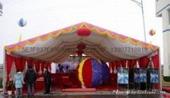 慶典活動篷房