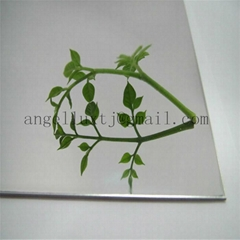 High quality super mirror No.8 finish stainless steel sheet made in china