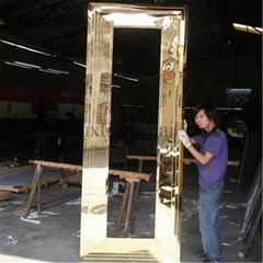 Decorative Metal Frame 201 304 316 Stainless Steel Door Frame Window Frame