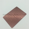 China factory embossed decorative