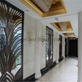 Background wall decorative art panel stainless steel crafts