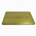 Decoration material sand blasted finish stainless steel color sheets pvd coated