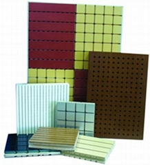 Morden Fire Rated Decorative Wall