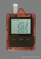 GPRS溫濕度自動監控系統199-GTH