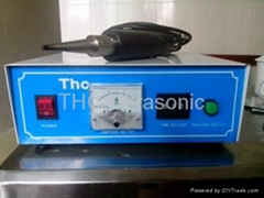 Ultrasonic hand welding machine