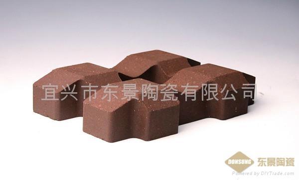 陶土草坪磚 3