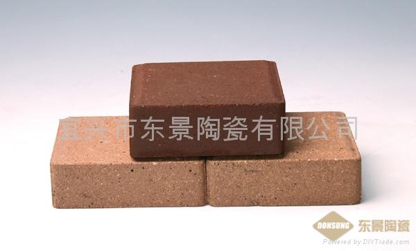 陶土廣場磚 2