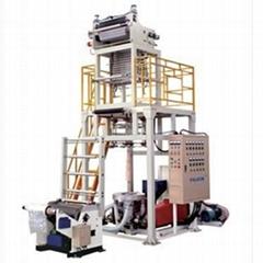 Interlayer Co-extrusion Film Blowing Machine Set