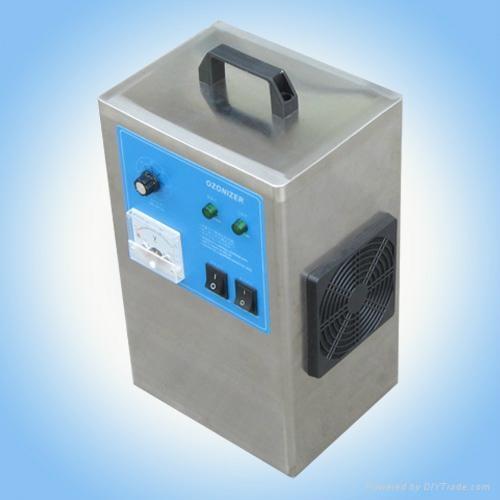 高浓度水处理臭氧发生器 4