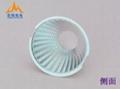 旋壓加工礦燈鋁反光杯 3