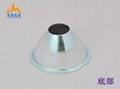 旋压加工矿灯铝反光杯 2